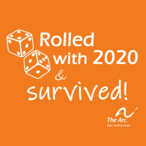 Rolled with 2020 and Survived Design