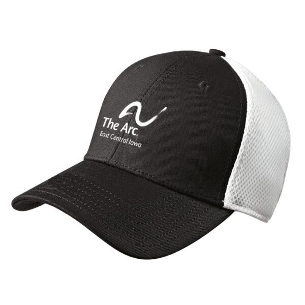 stretch mesh cap
