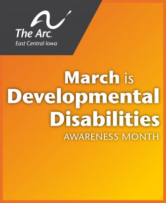 March is Developmental Disabilities Awareness Month - website homepage-01